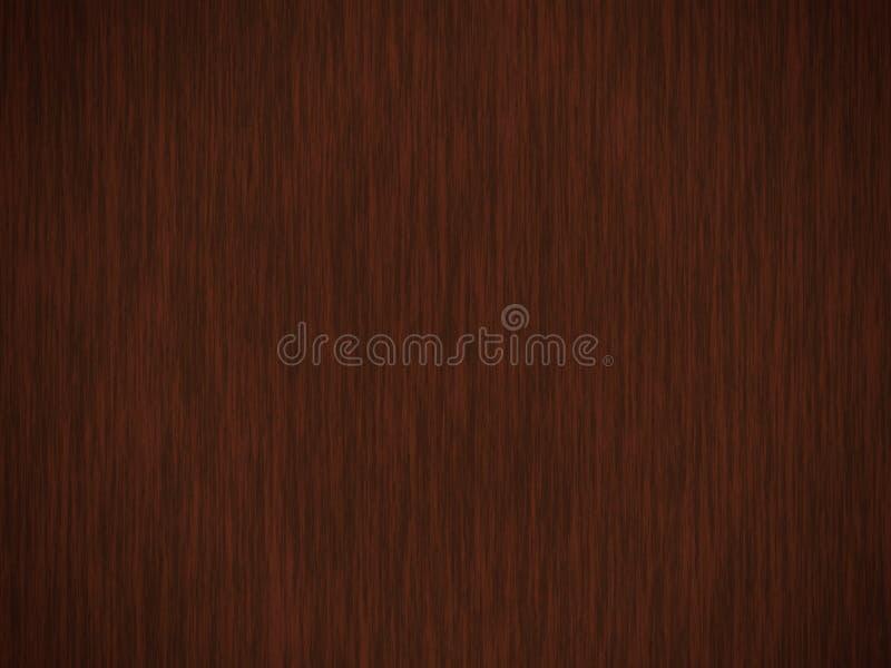 背景木头 向量例证