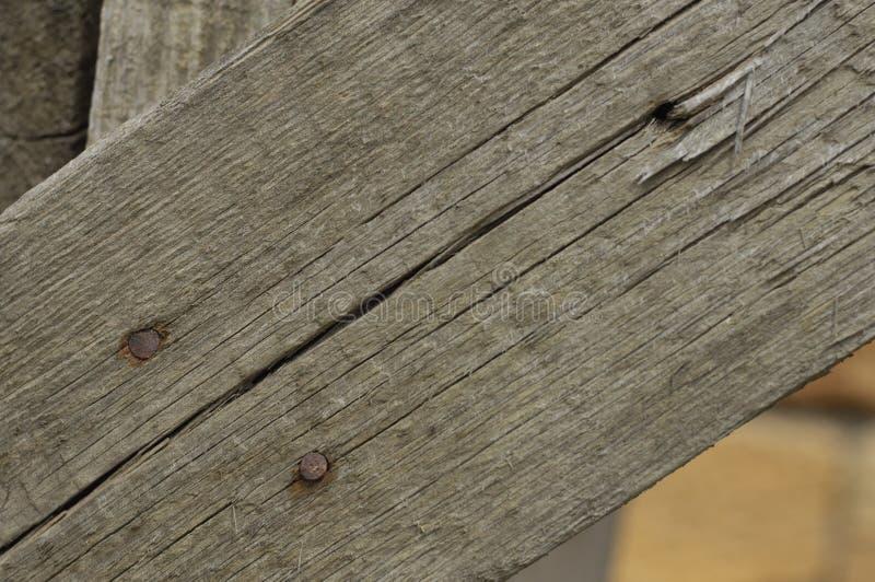 背景木板的纹理 图库摄影