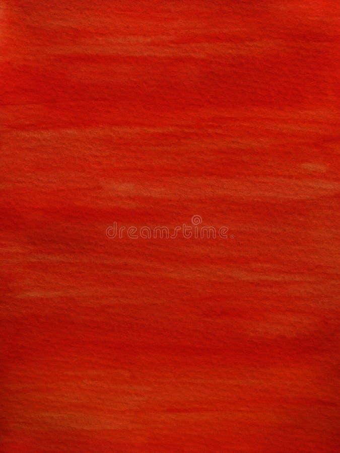 背景杂乱被绘的红色 库存照片