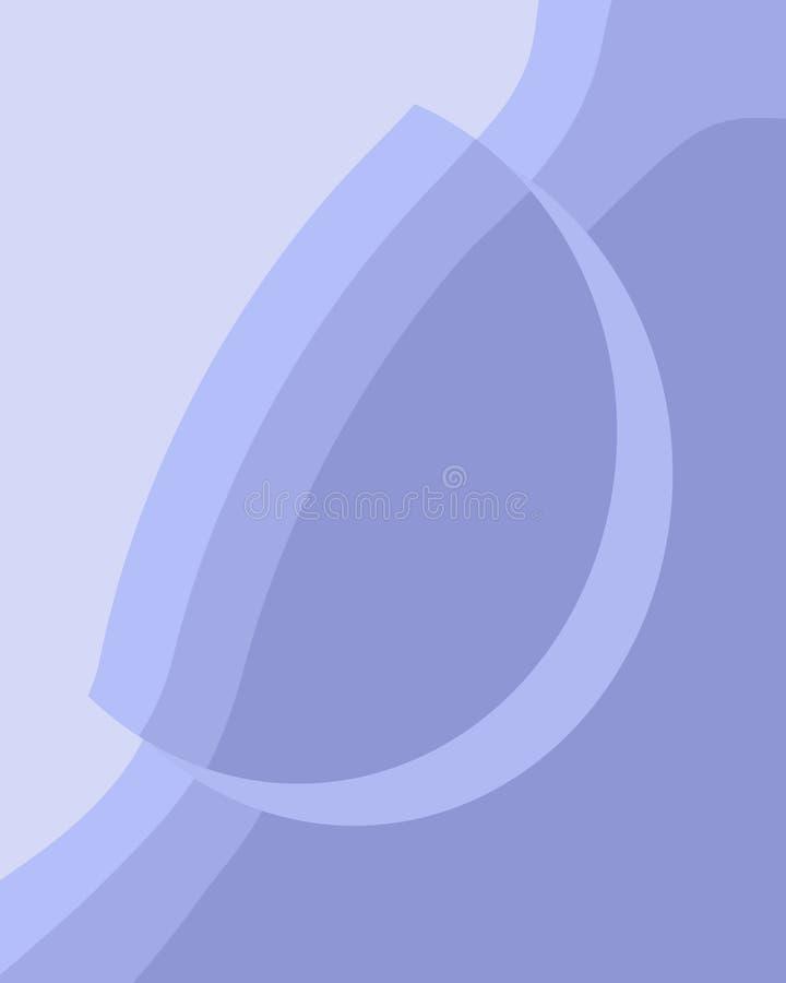背景柔和的淡色彩 库存照片