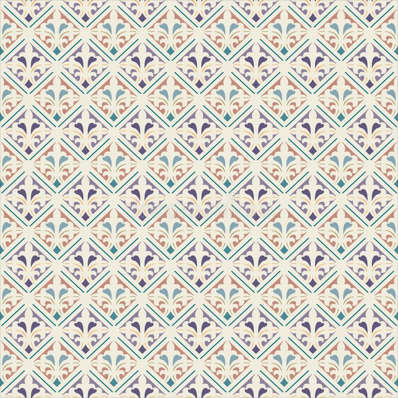 背景样式装饰品印刷品传染媒介Ilustration模板墙纸 库存例证