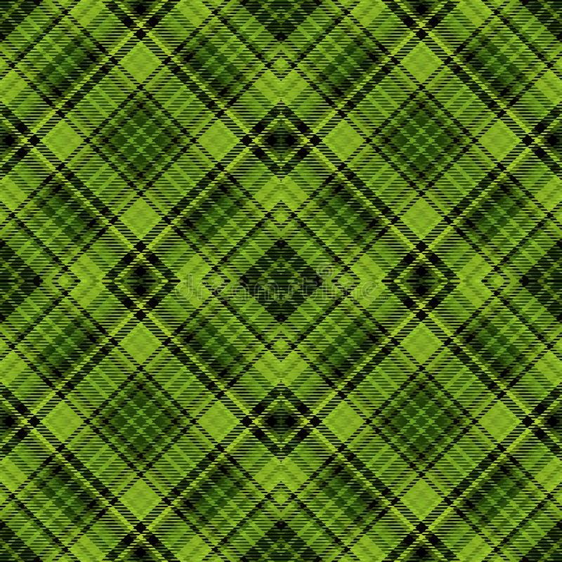 背景格子呢,无缝的抽象样式,凯尔特苏格兰 免版税库存照片
