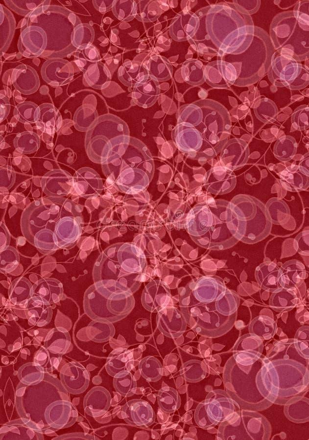 背景桃红色纹理 皇族释放例证