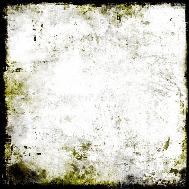 背景框架grunge 向量例证
