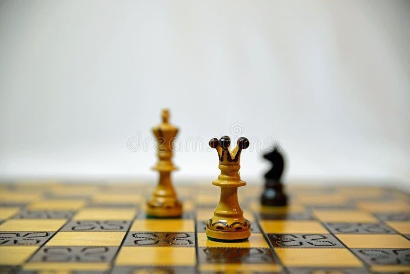 背景棋棋枰例证编结白色 库存图片