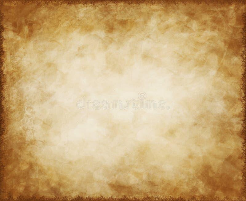 背景棕色纹理 库存照片