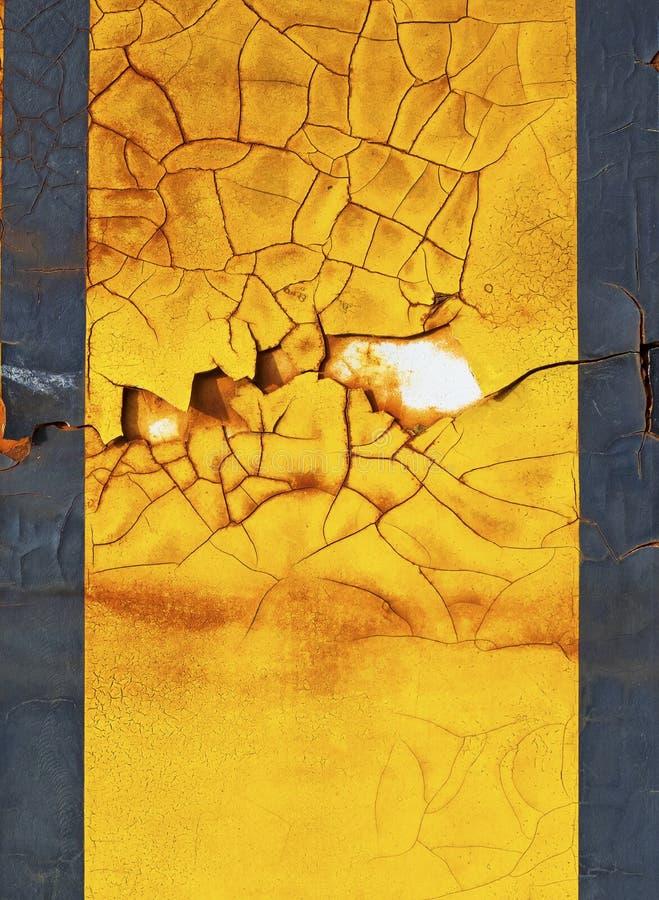 背景棕色绿色铁锈 免版税图库摄影