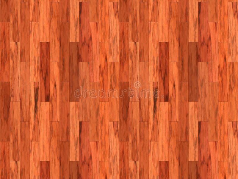 背景楼层层压制品木头 库存例证