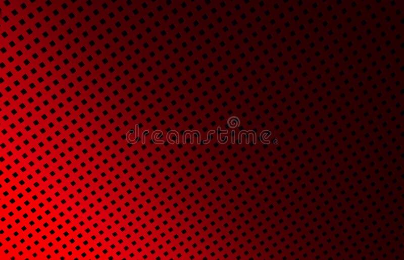 背景模式红场 免版税图库摄影