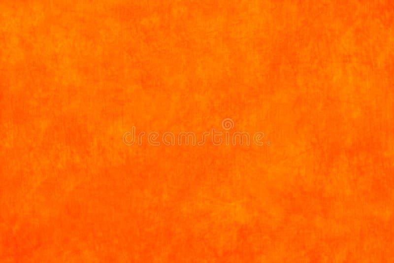 背景橙色简单