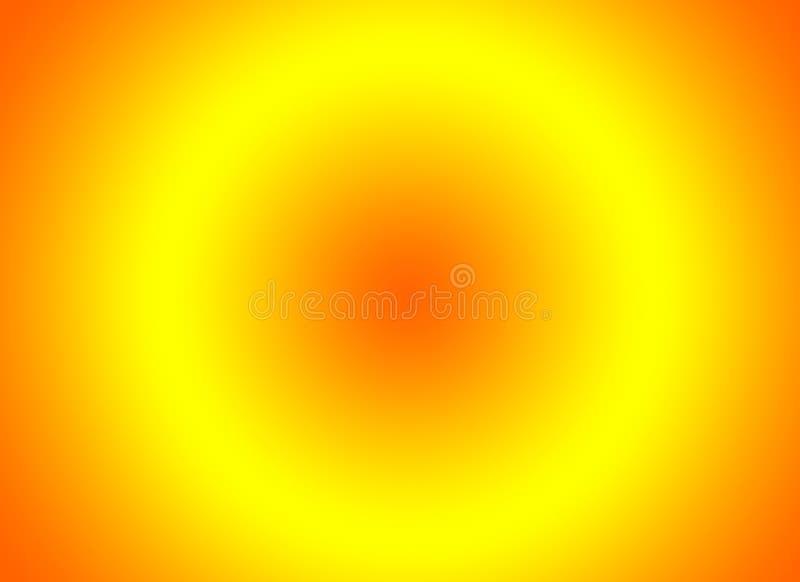 背景橙黄色 图库摄影