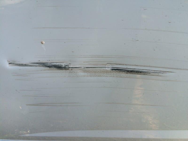 背景汽车庄稼容易地包括路径导航白色 免版税库存照片
