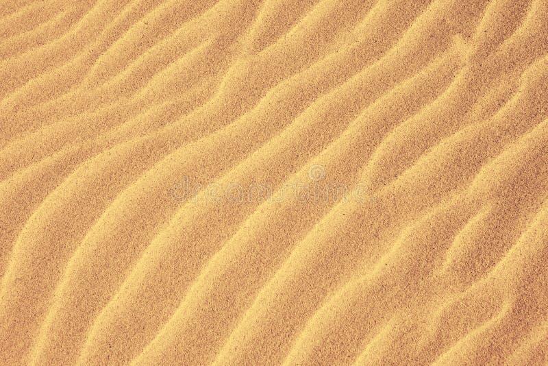 背景沙漠沙子 免版税库存图片