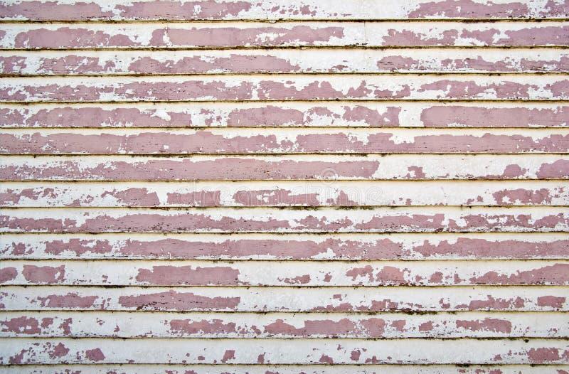 背景油漆削皮墙壁 库存照片