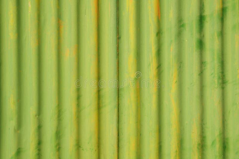 背景波状钢 免版税图库摄影