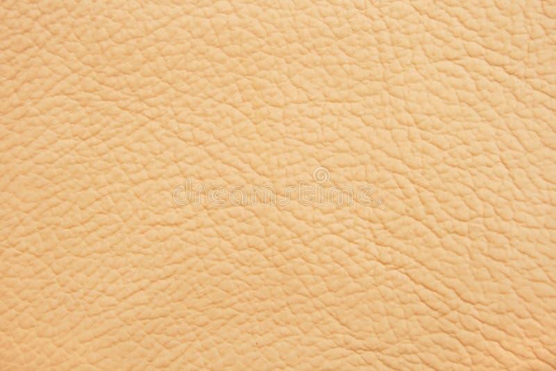 背景灰棕色皮革 免版税库存图片