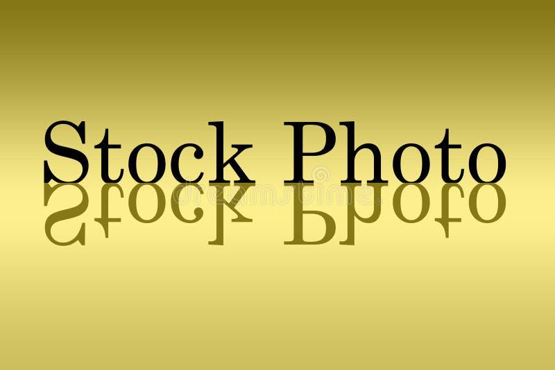 背景照片股票 向量例证