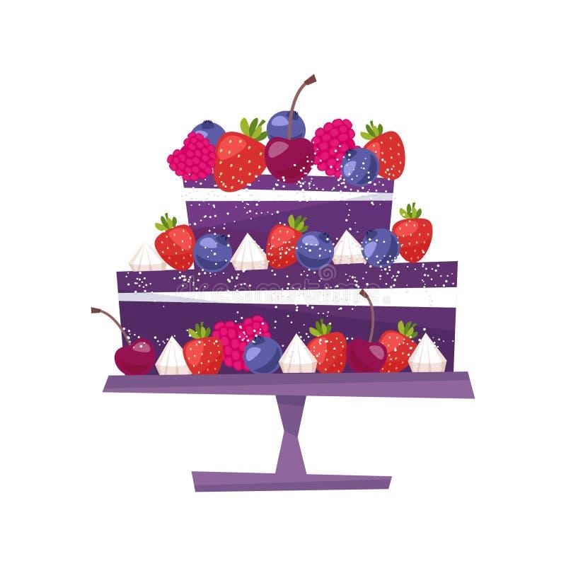 背景生日蛋糕巧克力图画eps10节假日例证点燃对象影子甜透明使用的向量白色 也corel凹道例证向量 在空白背景 库存例证