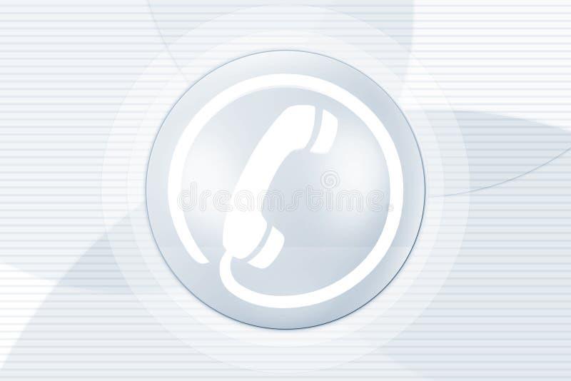 背景电话 皇族释放例证