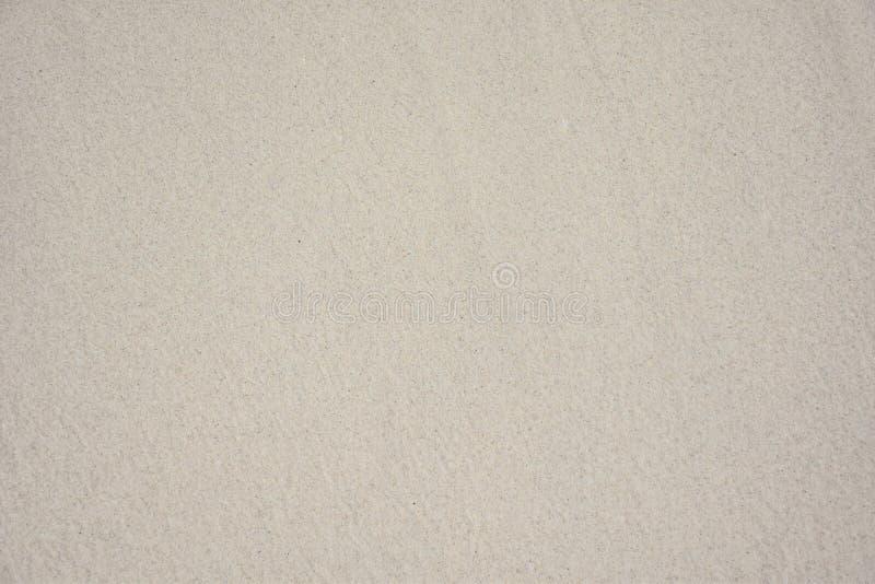 背景的沙子纹理 库存照片