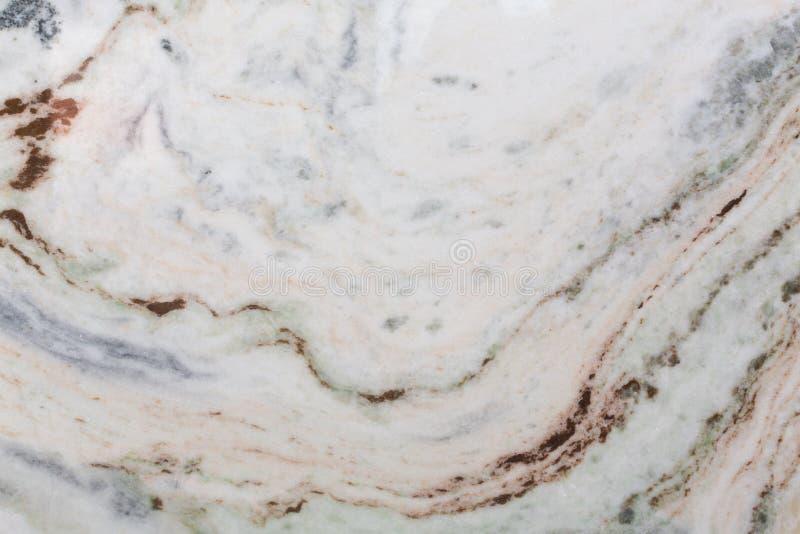 背景的浅褐色,米黄大理石纹理 免版税库存照片