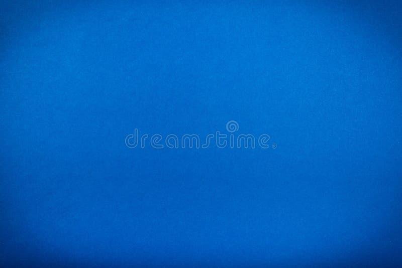 背景的蓝纸纹理 免版税库存照片