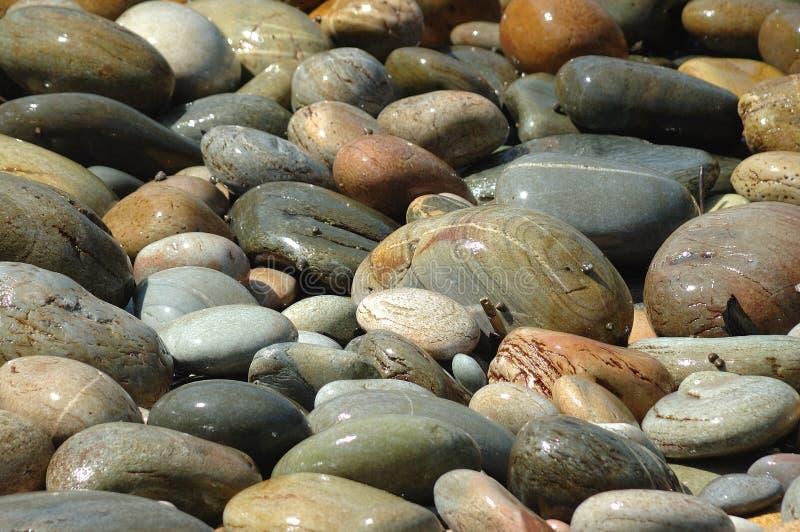 背景石头 库存图片