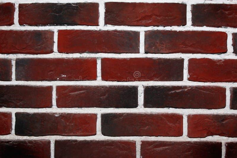 背景砖墙 免版税库存图片