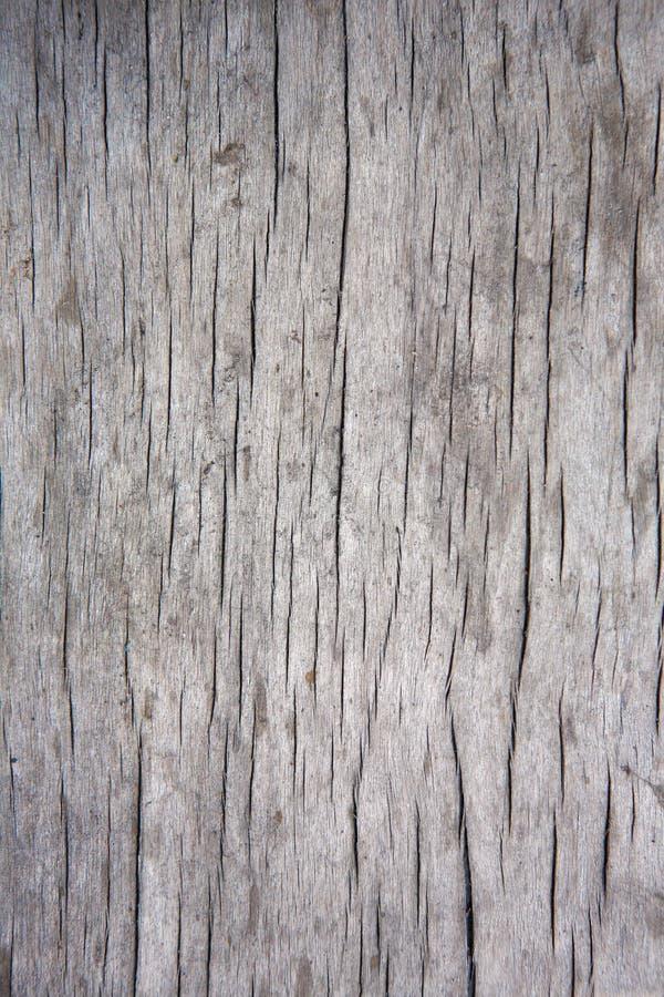 背景破裂的老木头 免版税库存图片