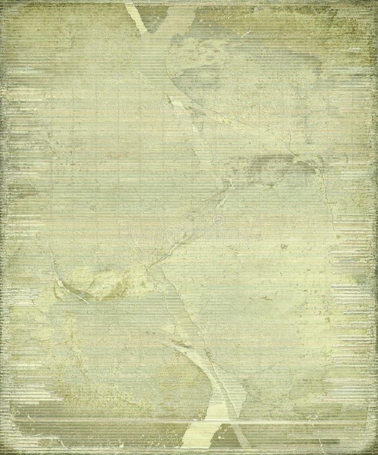 背景竹破裂的框架grunge 图库摄影
