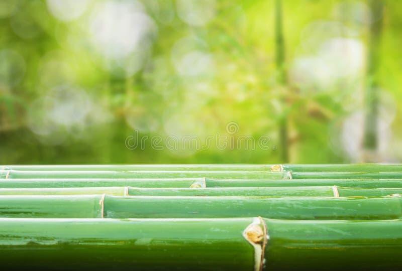 背景竹绿色例证向量 免版税库存图片