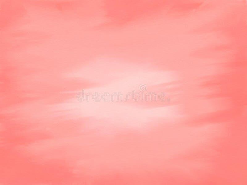 背景粉红色 皇族释放例证