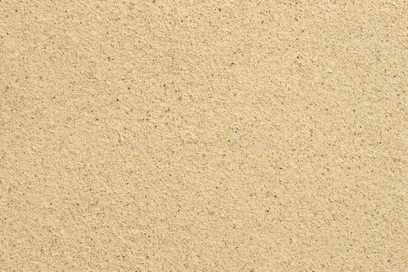 背景粗糙的沙子 免版税库存照片