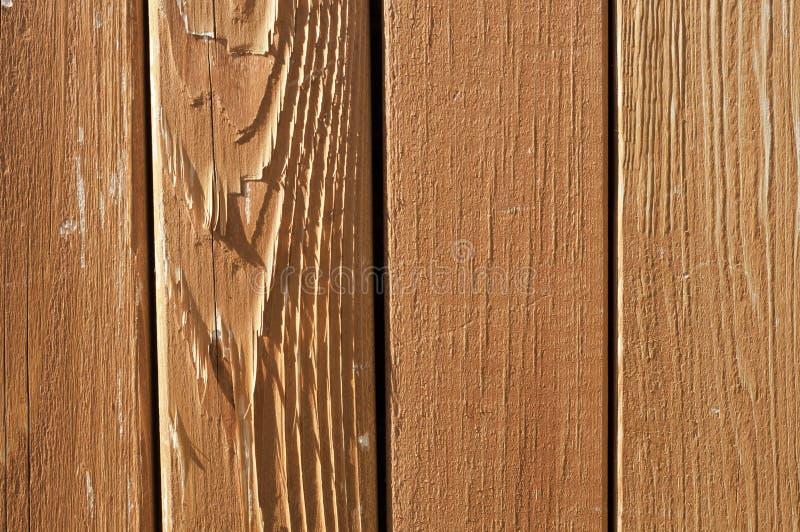 背景红色垂直的木头 图库摄影