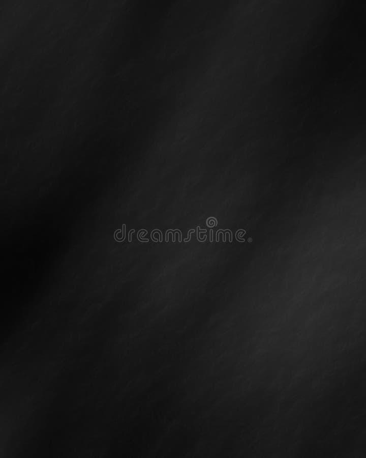 黑背景纹理 向量例证