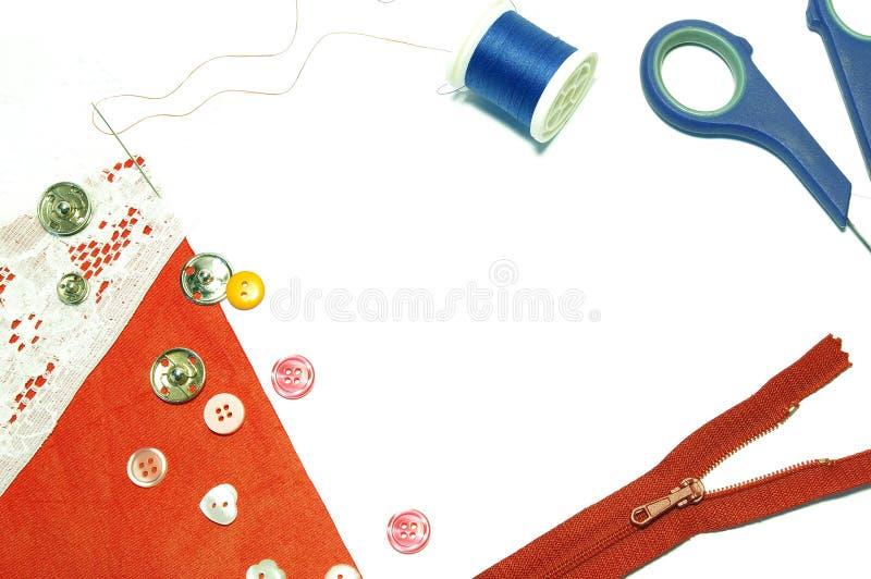 背景纺织品 图库摄影