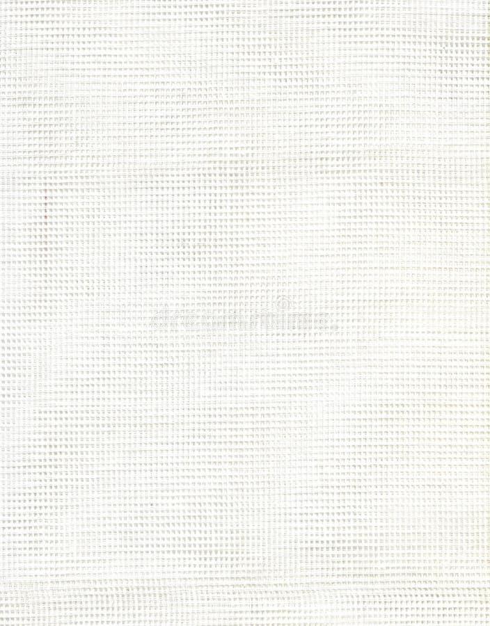 背景织品对白色的纺织品纹理 免版税库存图片