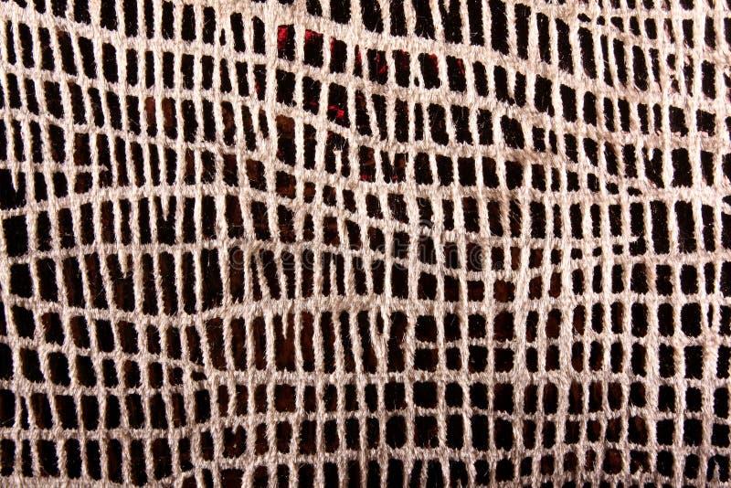 背景织品模式 库存照片