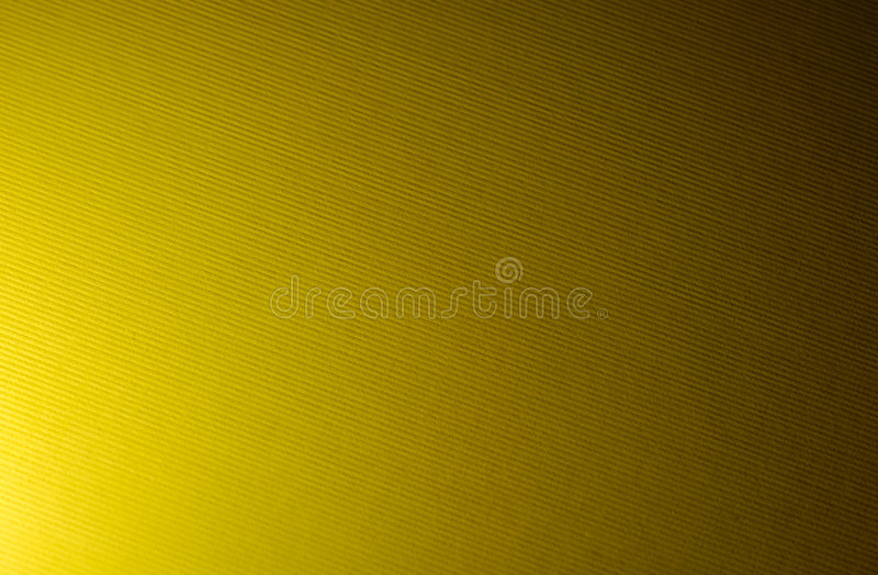 背景织地不很细黄色 库存图片