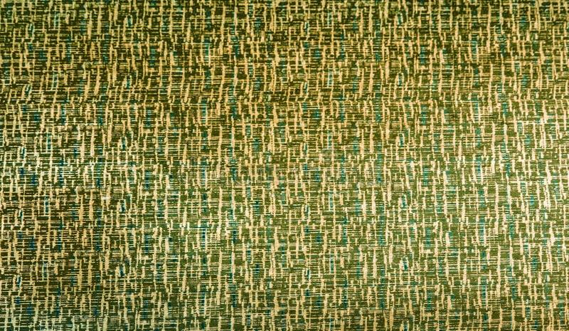 背景绿色物质纹理 免版税库存图片
