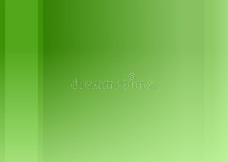 背景绿色 库存例证