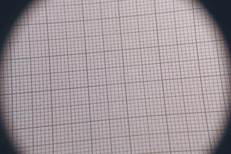 背景网格纸张 向量例证