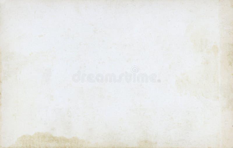 背景美丽的纸照片葡萄酒 库存图片