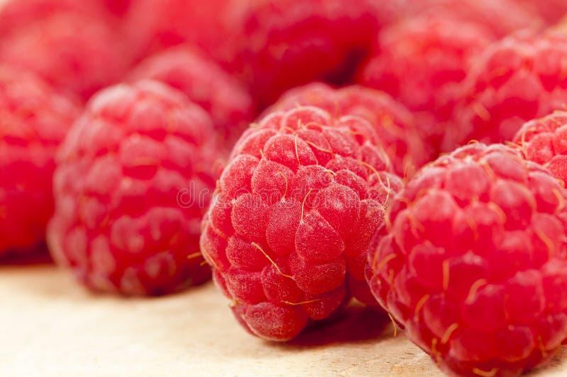 背景自然莓红色成熟 图库摄影