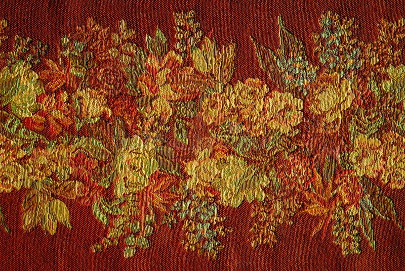 背景花卉红色 免版税图库摄影