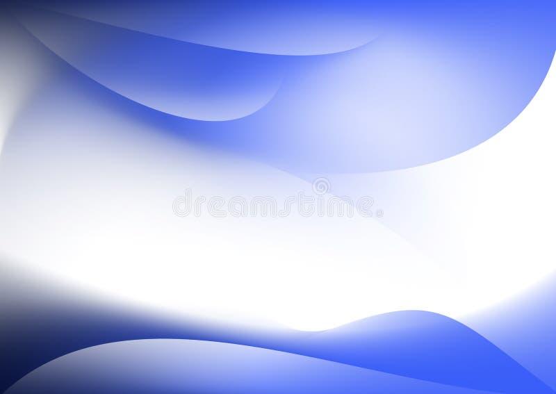 背景蓝线 皇族释放例证