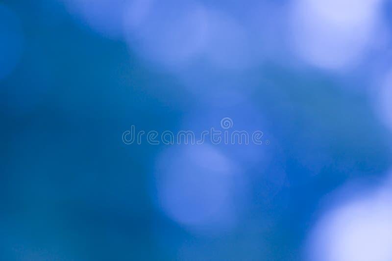 背景蓝色弄脏了 库存例证