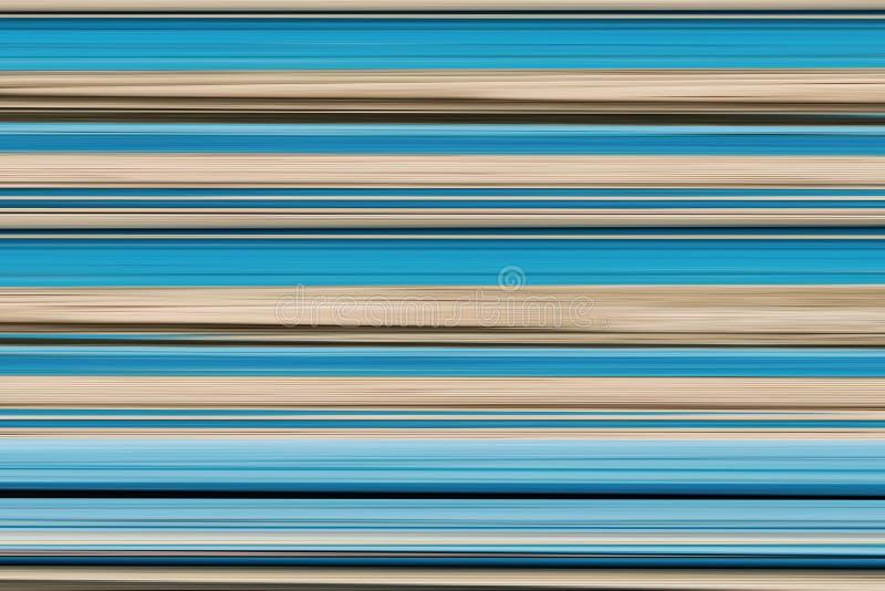 背景蓝色水色米黄含沙对比纹理木水平的土气样式基础 库存照片