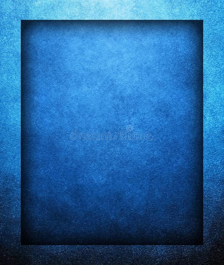 背景蓝色油漆 免版税图库摄影