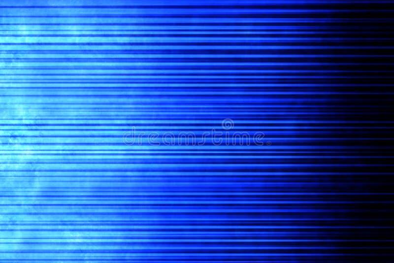 背景蓝色线性 图库摄影